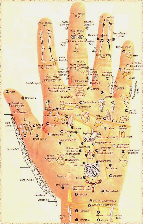 Akupunktur-Akupressur