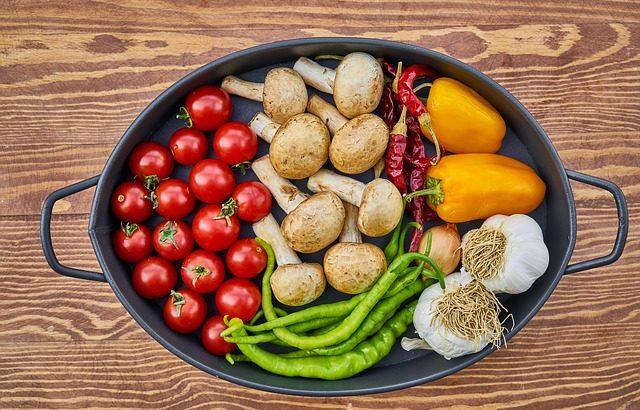 Die Ernährung | Die Aufgaben der Lebensmittel –C-H