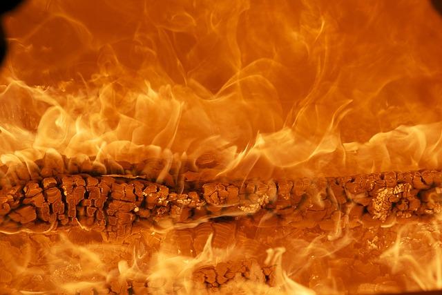 Das Element Feuer