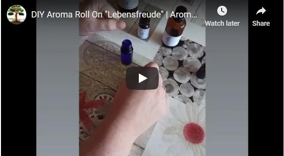 "Aroma Elfe | DIY Aroma Roll-On ""Lebensfreude"""